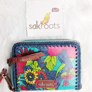 Sakroots Wallet  Very cute and artistic.